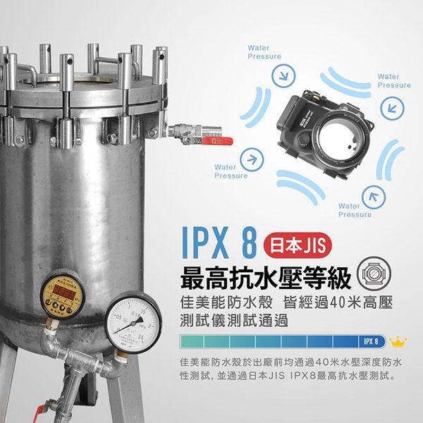 放肆購 Kamera Canon G7X 相機潛水殼 防水殼 潛水盒 防水40米 防水盒 防水罩 潛水罩 透明殼 防水袋