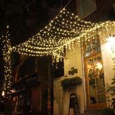 圣誕led小彩燈星星燈閃燈串燈滿天星