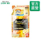 日本獅王 香水柔軟超濃縮洗衣精補充包x6入