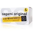 Sagami.相模元祖 002超激薄保險套 L-加大(36入)