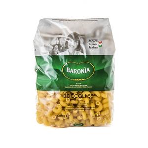 義大利BARONIA巴羅尼亞 彎管造型麵 500g