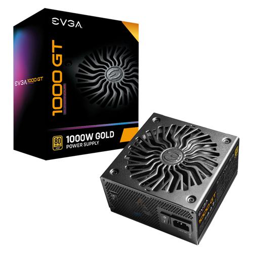 【限時至0930】 EVGA 艾維克 1000 GT 1000W 80PLUS 金牌 全模組 全日系電容 電源供應器