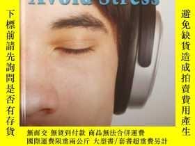 二手書博民逛書店You罕見can relax and avoid stress.