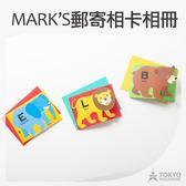 【東京正宗】 日本 MARK'S 動物 郵寄 相片卡 相冊 卡片 共4款 棕熊/大象/獅子/山羊