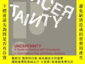 二手書博民逛書店Uncertainty:罕見A Guide To Dealing