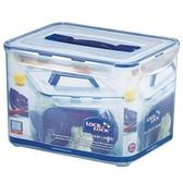 樂扣樂扣手提式密封盒保鮮盒10L收納箱米箱米桶HPL886-大廚師百貨