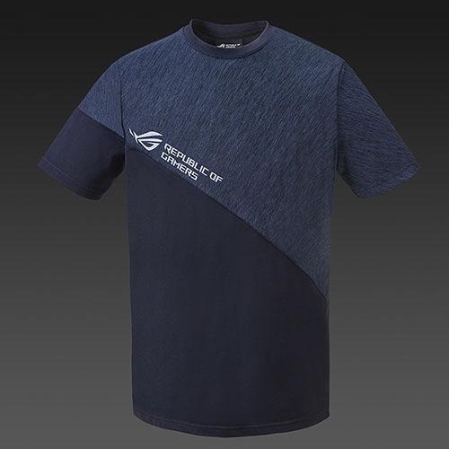 ASUS 華碩 ROG Asymmetry Stretch T-Shirt CT2001 潮T T恤 T-shirt