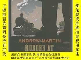 二手書博民逛書店Murder罕見at Deviation Junction岔路口謀殺案,英文原版Y449990 Andrew
