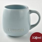 Le Creuset 花蕾系列 馬克杯 320ml 晴空藍