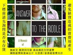二手書博民逛書店The罕見Answer To The Riddle Is MeY362136 David Stuart Mac