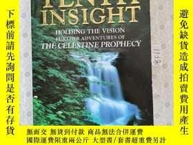 二手書博民逛書店32開英文原版罕見The Tenth Insight:Holding the VisionY281995 Ja