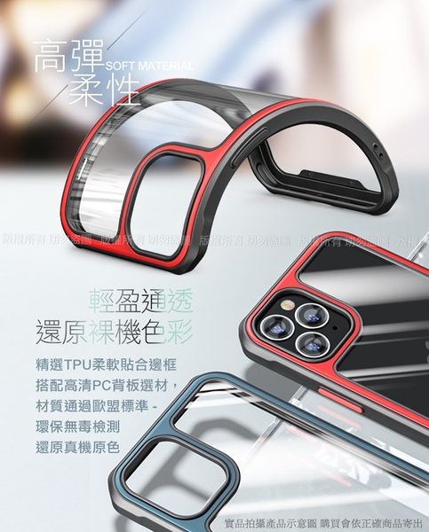 CITY 全防護 for iPhone 12 / 12 Pro 共用 / 12 mini / 12 Pro Max 透明氣囊軍規防摔手機殼 請選型號與顏色