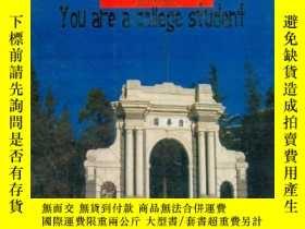 二手書博民逛書店罕見你是大學生Y12916 澳爾曼 地震出版社 ISBN:978