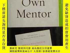二手書博民逛書店英文原版罕見Be Your Own Mentor by Shei