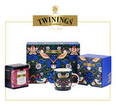 唐寧茶【Twinings】唐寧倫敦V&A草莓小偷聯名禮盒 (限定珍藏版馬克杯)