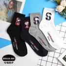 【正韓直送】史努比中筒襪 韓國襪子 長襪...