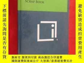 二手書博民逛書店Scrap罕見Book (小16開,硬精裝 ) 【詳見圖】Y5460 Literary Licensing,