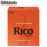 小叮噹的店 美國 RICO RI-A 中音 薩克斯風 竹片 ALTO SAX 各尺寸 10片裝