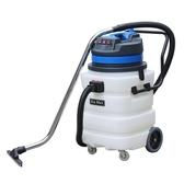 商用吸塵器 嘉美BF584A-3吸塵吸水機90L商用三馬達吸塵器塑料桶 熱銷 晟鵬國際貿易