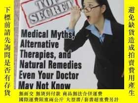 二手書博民逛書店The罕見Cure Conspiracy: Medical My