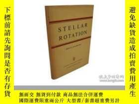 二手書博民逛書店Stellar罕見Rotation - Proceedings