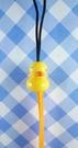 【震撼精品百貨】B.Duck_黃色小鴨~手機吊飾-電話吊飾