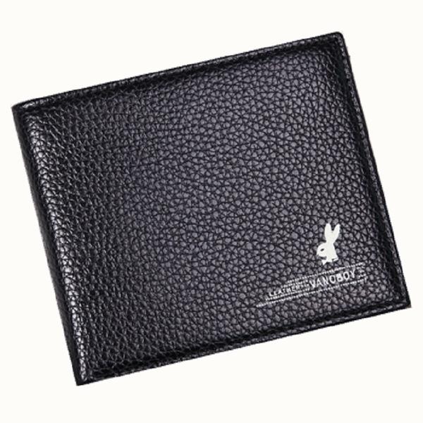 超薄零錢包商務橫款時尚軟皮夾潮 新款男士多卡位簡約短款錢包  手拿包手抓包  男生錢夾手包