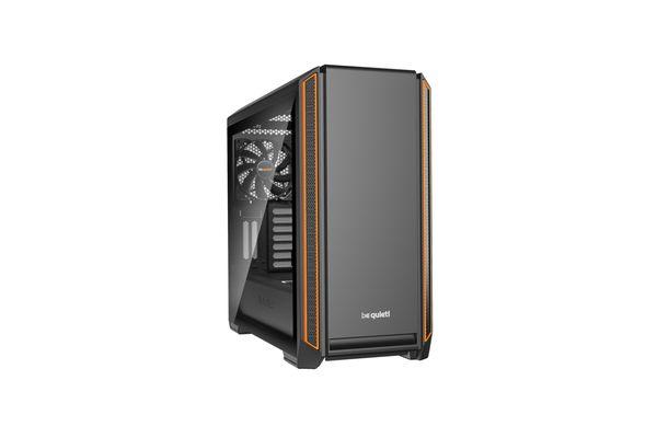 Be quiet! SILENT BASE 601 WINDOW ORANGE 電腦機殼 PC機殼 電腦機箱【迪特軍】