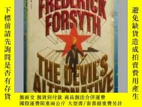 二手書博民逛書店The罕見devil s alternative 英文原版口袋書