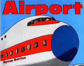 【麥克書店】AIRPORT  /單繪本