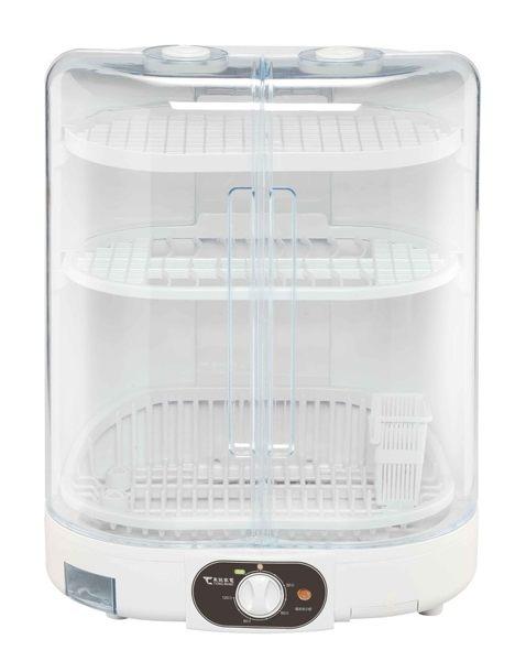 【東銘】三層直立式溫風烘碗機 TM-7701 台灣製造
