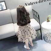 [百姓公館] 女寶寶春裝韓版女童連身裙超洋氣小童公主裙春秋兒童裙子