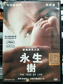 挖寶二手片-P01-450-正版DVD-電影【永生樹】-布萊德彼特 西恩潘(直購價)