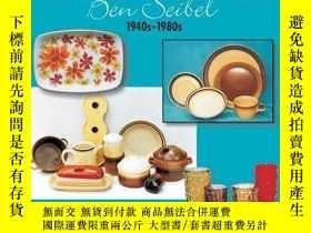 二手書博民逛書店Tableware罕見Designs of Ben Seibel