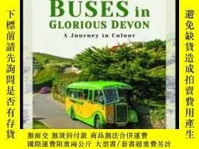 二手書博民逛書店Vintage罕見Buses in Glorious Devon-光榮德文郡的老式巴士Y414958 出