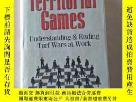 二手書博民逛書店Territorial罕見Games(詳見圖)Y447092