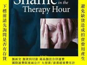 二手書博民逛書店Shame罕見In The Therapy HourY25517
