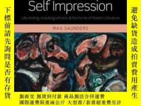二手書博民逛書店Self罕見Impression: Life-writing,