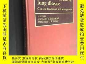 二手書博民逛書店Chronic罕見obstructive lung diseas