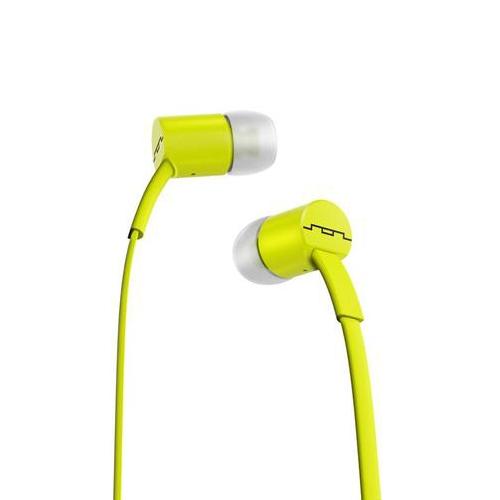 SOL REPUBLIC Jax 入耳式耳機(單鍵式)黃色