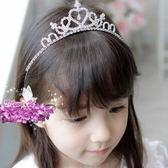 髮飾髮箍 兒童水晶皇冠髮箍 B7O006 AIB小舖