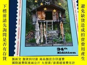 二手書博民逛書店The罕見Alaska Almanac Facts about