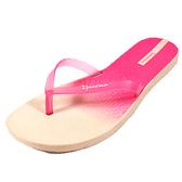 (A4)IPANEMA 繽紛渲染 夾腳拖鞋 人字拖鞋 IP2618224370 -粉色漸層