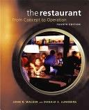 二手書博民逛書店 《The Restaurant: From Concept to Operation》 R2Y ISBN:0471450286│Wiley