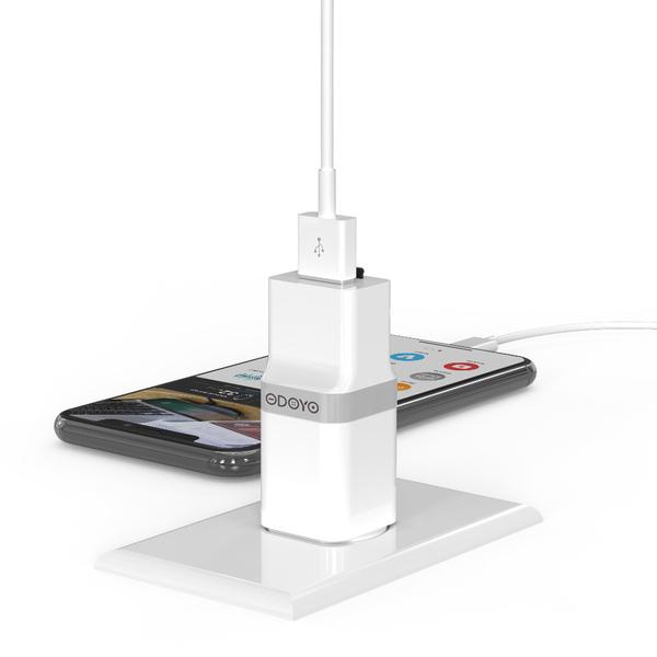 【8折專區】 美國 ODOYO Backup Cube USB 3.1 備份魔方 IOS蘋果專用讀卡機 蘋果MFi認證 台灣製造