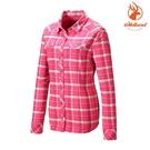 WildLand 女彈性T400格紋保暖襯衫0A82201 (S-2L) / 城市綠洲 (荒野 雙向彈性 格紋襯衫 抗紫外線)