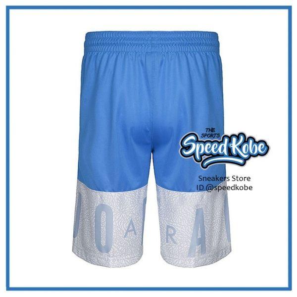 NIKE 運動短褲 Jordan 球褲 Jumpman 水藍 831339-435【Speedkobe】