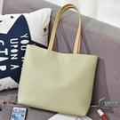 女士手提包大容量側背包托特包時尚百搭女款包包【邻家小鎮】