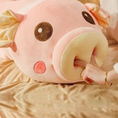 現貨 豬豬毛絨玩具公仔毛絨布娃娃可愛超軟趴趴豬【君來佳選】