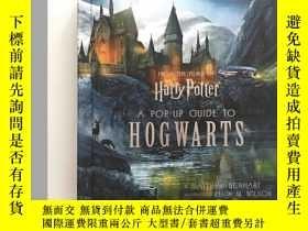 二手書博民逛書店罕見哈利波特 霍格沃茨立體書 英文原版 Harry Potter